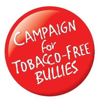 For immediate release: Dear Matt Myers, President of Campaign for Tobacco Free Kids