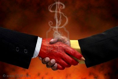 Divine Intervention: A Deal With The Devil